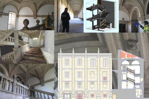 Documentación geométrica del patrimonio arquitectónico