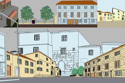 Documentación geométrica de edificaciones